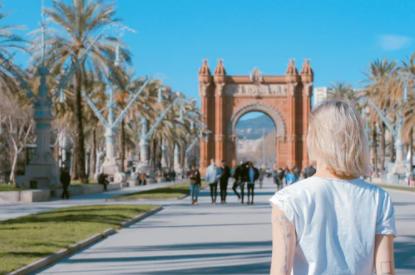 International Student in Spain - Barcelona